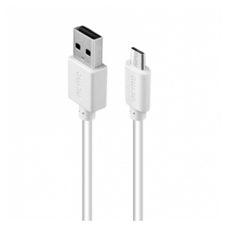 ACME CB1011W  Micro USB Cable 1m